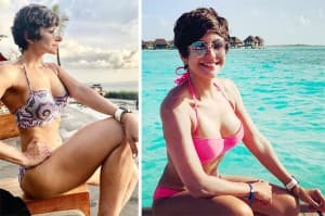 Happy Birthday Mandira Bedi: THESE Pictures of The 48-Year-Old Star Will Make it Impossible to Bat an Eye