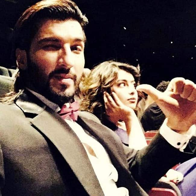 Manish Raisinghan clicked with girlfriend Avika Gor during 69th Cannes Film Festival