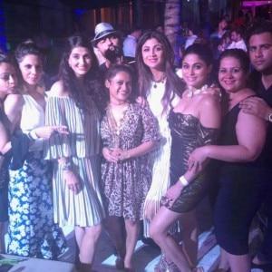 Shamita Shetty Celebrates 40th Birthday With Family And Close Friends in Phuket, Thailand