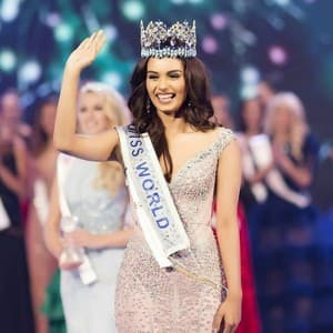 7 drool worthy pictures from Miss World Manushi Chhilar's Instagram