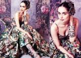 Manushi Chhillar Looks Ravishing in a Floral Floor Length Gown and Floral Hand Gloves| See Pics