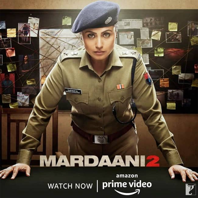 Mardaani 2     Amazon Prime Video