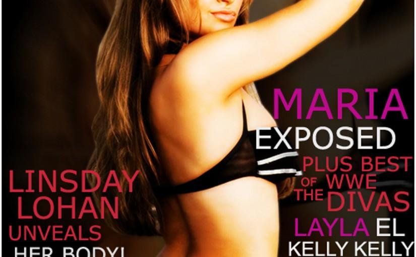 maria kanellis lingerie