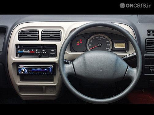 Maruti Suzuki Eeco Interior img1