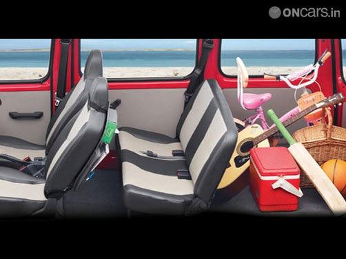Maruti Suzuki Eeco Interior img2