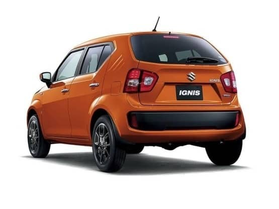 Maruti Suzuki Ignis is anticipated to be lighter as well as stiffer and will measure 3 679mm in overall length  1 579mm in total width and 1 478mm in height  and will gets a wheelbase of 2 438mm  The new Ignis  mini crossover will be retail out from Maruti Suzuki  039 s premium dealership   NEXA  The upcoming Ignis compact crossover is also believed to be the cheapest crossover from Maruti  039 s stable that will make its way to the Indian auto market
