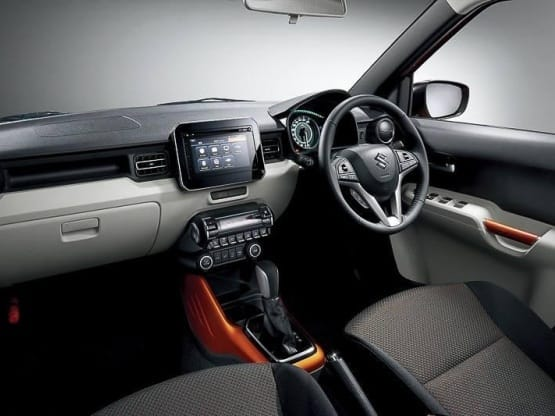 Maruti Suzuki Ignis Will Sport A Simple Interior Design Which Is