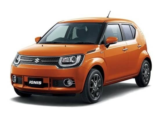 Maruti Suzuki is currently endeavouring to mark its presence in the pacing SUV and crossover segment with its sub 4 metre compact SUV   Ignis  Maruti Ignis will make its way at the upcoming Delhi Auto Show in February  Based on Suzuki  039 s new generation platform  the new mini crossover was first unveiled at the 2015 Tokyo Motor Show and the production ready model looks very identical to the iM 4 concept which was showcased at Geneva Motor Show