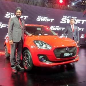 Maruti Suzuki Swift 2018 launched at Auto Expo 2018; check out price, features and other specifications