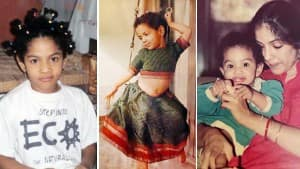 Masaba Gupta's Childhood Photos Reveal She Was Inspired by 'Don'- Take a Look