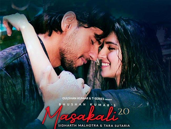 Masakali 2 0  Sidharth Malhotra  Tara Sutaria   s Sizzling Romance