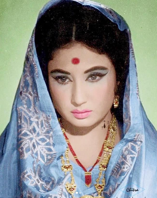 Meena Kumari was known as the tragedy queen