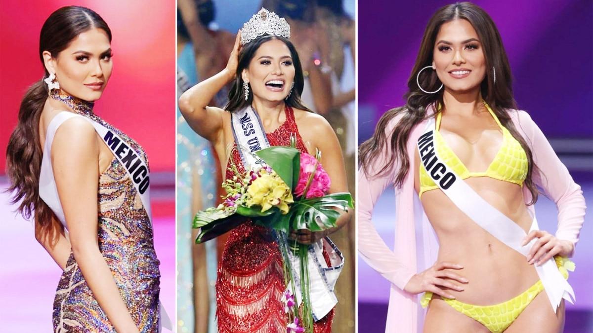 Meet Andrea Meza  Miss Universe 2020