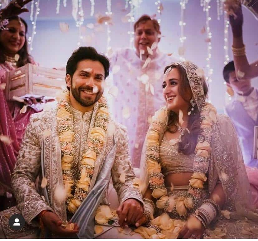 Meet newly married Varun Dhawan   Natasha Dalal
