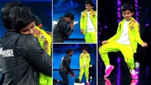 In Pics: Super Dancer Chapter 4 contestant Sanchit Chanana is God's Child, Impresses Everyone With His Unique Dance Style
