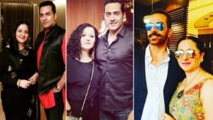 Anupamaa's Vanraj Aka Sudhanshu Pandey's Real-Life Wife Is Beautiful and Likes To Stay Away From Limelight | See Pics