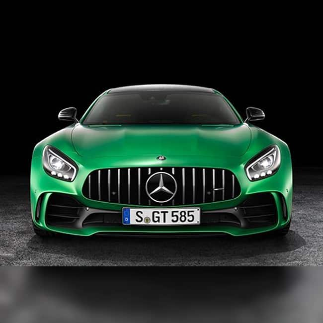 Mercedes-AMG GT R and AMG GT Roadster launched in India
