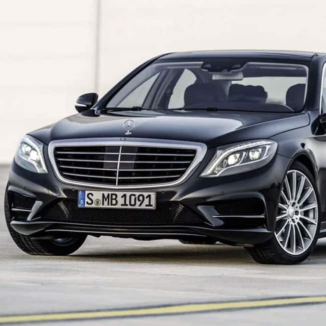 Mercedes Benz S350 CDI is powered by 3 0 litre diesel turbocharged engine