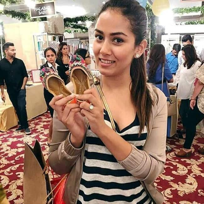 Mira Rajput on a shopping spree for daughter Misha Kapoor