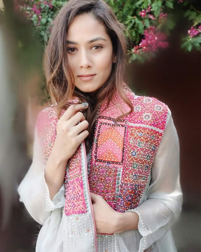 Mira Rajput   s Vibrant Organza Jacket is Steal Worthy