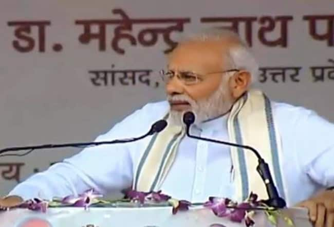 Modi in Varanasi  Schemes Worth Rs 21 000 Crore to Clean Ganga Have Been Approved  Says PM