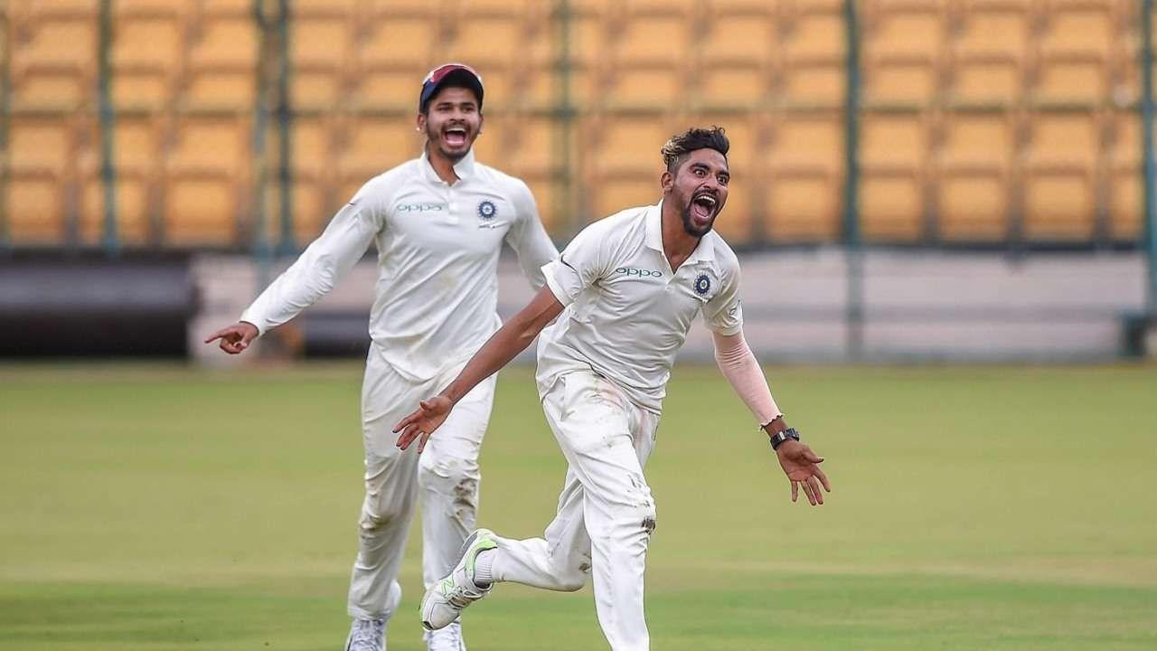 Mohammed Siraj   India s Predicted XI
