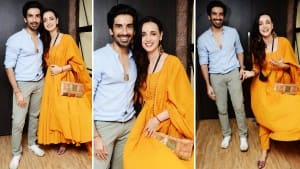 Mohit Sehgal and Sanaya Irani Look Simple and Sweet in a Recent Photoshoot | See Pics