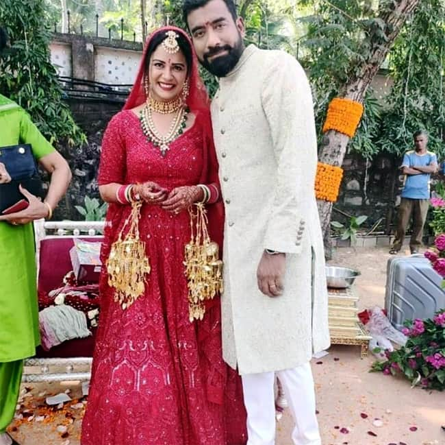 Mona Singh Ties Knot With Beau Shyam