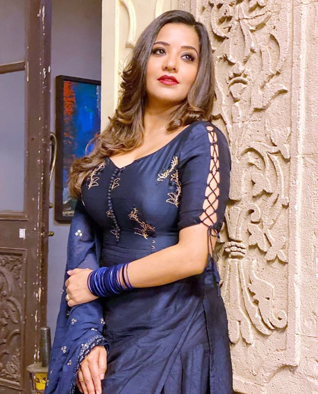 Monalisa is super excited for Nazar 2  looks hot in a new role