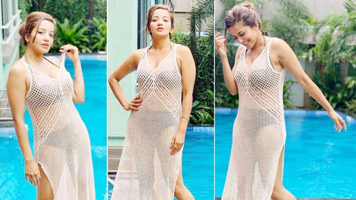 Monalisa Sets Internet On Fire With Her Latest Pictures