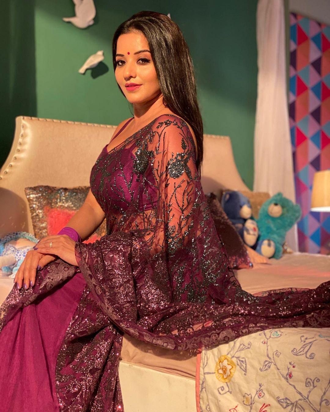 Monalisa s Stunning Ethnic Look