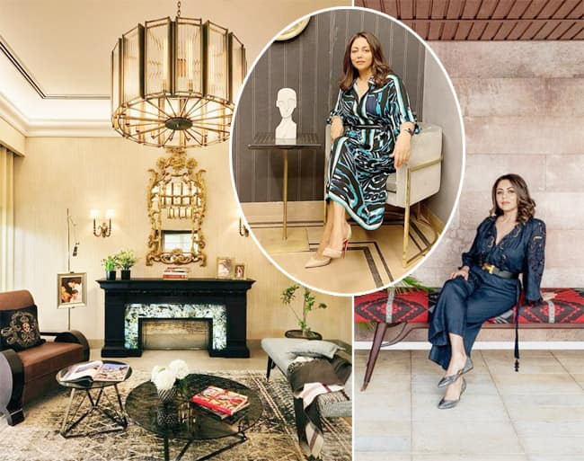 More Pictures of Shah Rukh Khan and Gauri Khan   s Delhi Home