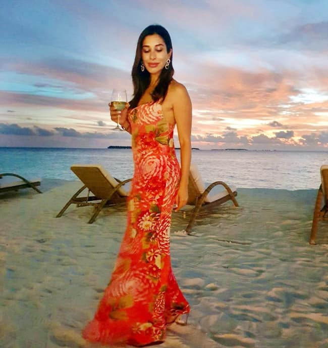 Most of the celebs have headed to Maldives as it COVID free country