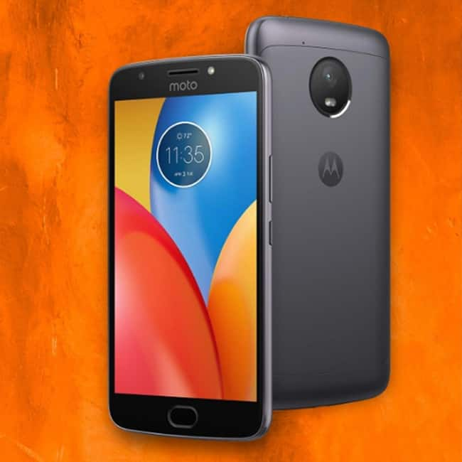 Moto E4 is expected to sport a 5 0 inch HD display