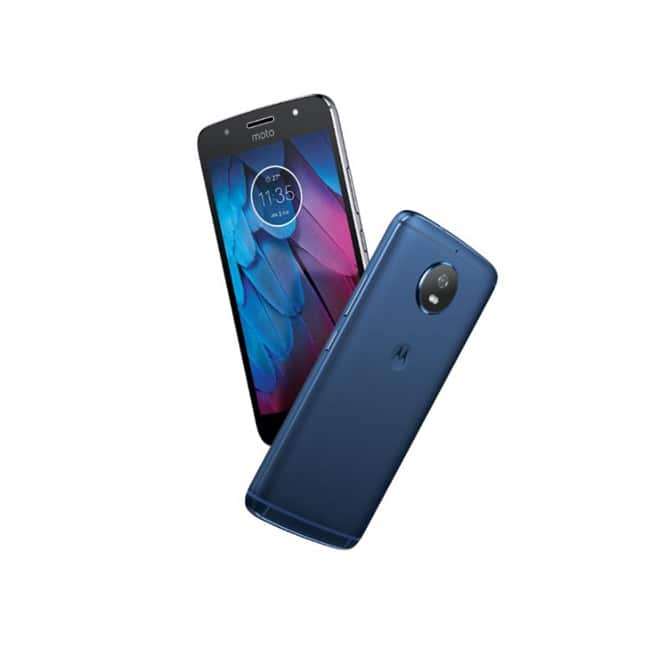 Moto G5S    Midnight Blue    edition launched in India
