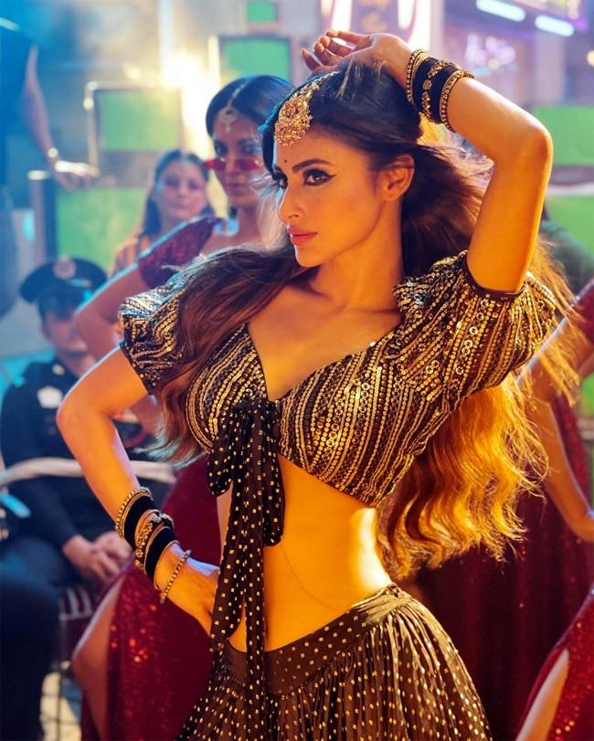 Mouni Roy Flaunts Her  Disco Balma  Killer Looks