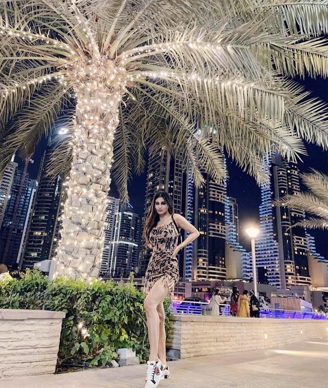 Mouni Roy Gives a Sneak Peek of Her Trip To Dubai With Photo Dump