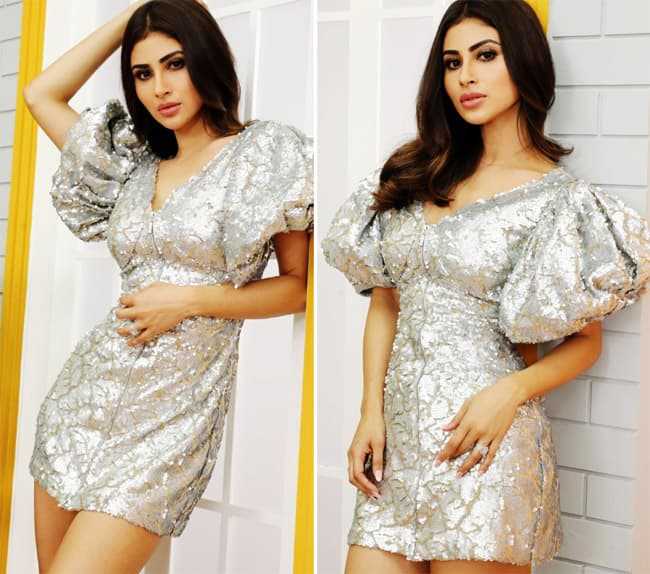 Mouni Roy is all about glamour in her new set of pictures
