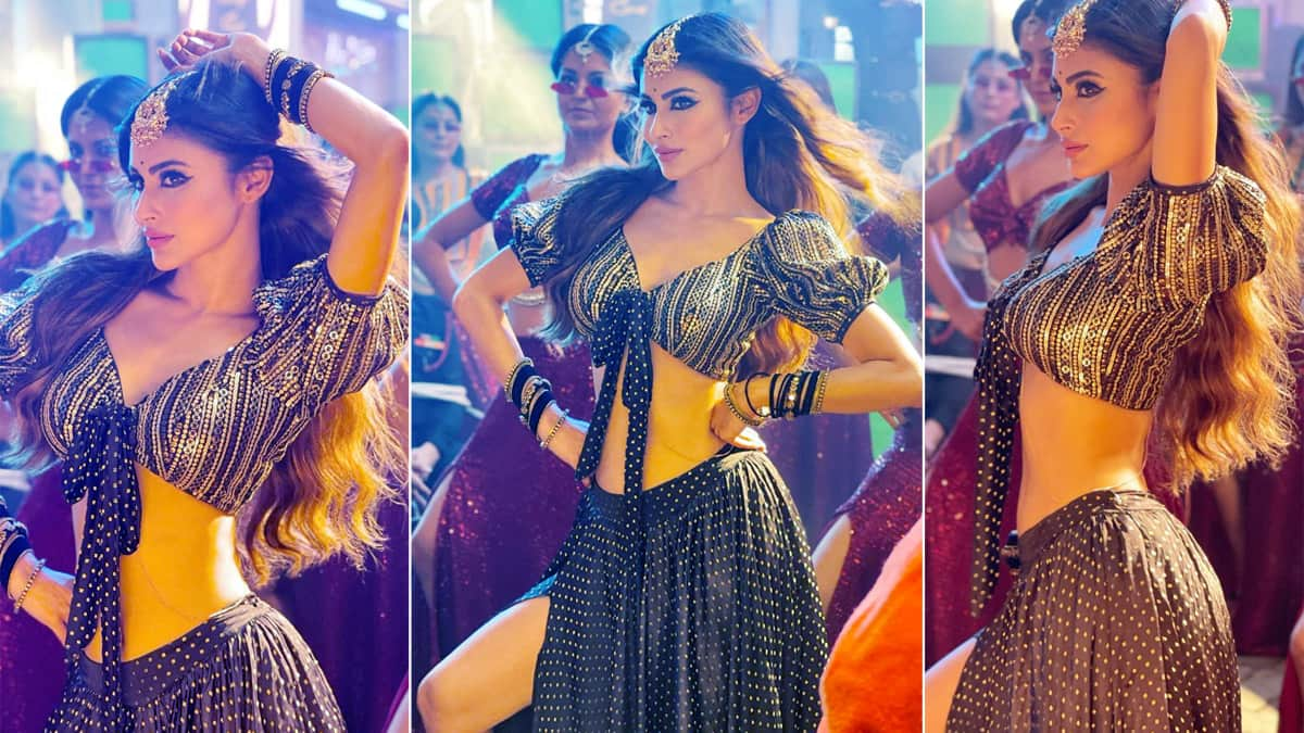 Mouni Roy Is All Set For Her Upcoming Music Video  Disco Balma