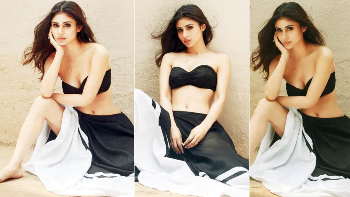 Mouni Roy Looks Sultry