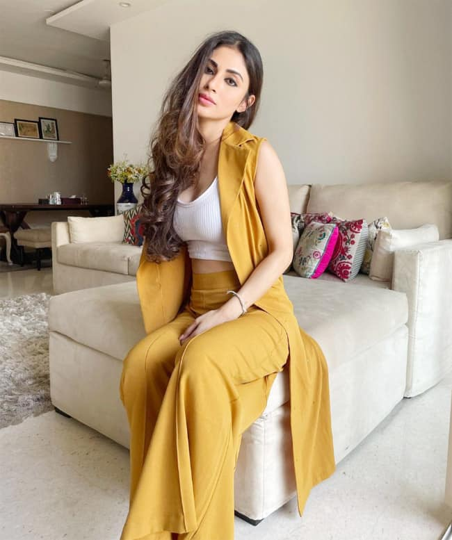 Mouni Roy Slays In Her Casual Look