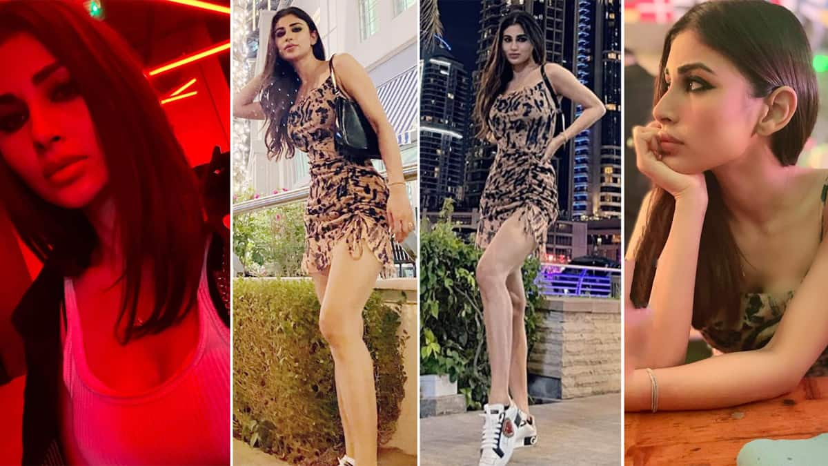 Mouni Roy   s Photo Dump on Insta is All About Her Time in Dubai