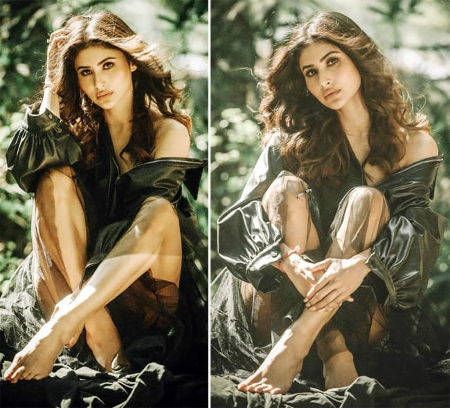 Mouni sends internet into a meltdown with her sensual photoshoot