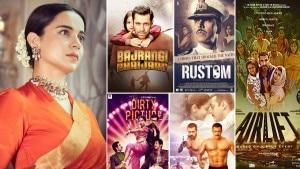 Kangana Ranaut's Movies: Blockbuster Films That Thalaivii Star Rejected Including Sanju And Sultan