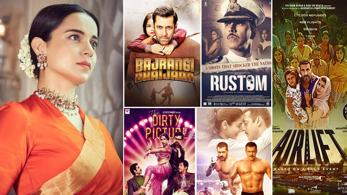 Movies that Kangana Ranaut rejected in her career