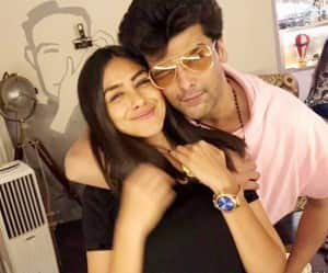 Are Mrunal Thakur And Kushal Tandon Dating? Check Pictures to Find Out!