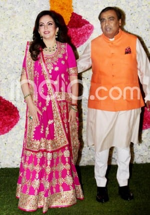 Mukesh Ambani Grand Diwali Bash: Isha, Shloka, Mumbai Indians Team And Others Attended