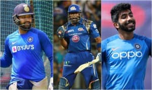 MI vs RCB, IPL 2021: Check Out Mumbai Indians' Predicted Playing XI vs Royal Challengers Bangalore For Match 1 | IN PICS