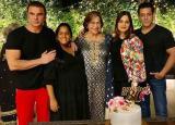 Helen Birthday: Salman Khan-Lulia Vantur Welcome THESE Bollywood Friends to Lavish Bash in Mumbai