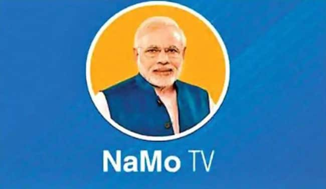 NaMo TV Cannot Stream Pre recorded Content For 48 Hours Ahead of Every Phase of LS Polling  Directs EC